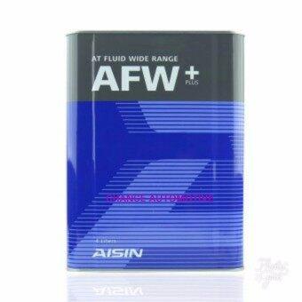 AISIN น้ำมันเกียร์ AFW+ PLUS 4 ลิตร