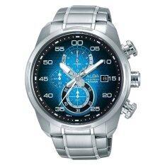 ขาย Alba นาฬิกา Signa Chronograph รุ่น Am3239X1 Alba เป็นต้นฉบับ