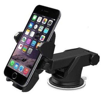 ที่จับโทรศัพท์มือถือ ในรถยนต์ (ติดกระจก+คอนโทรลรถ)จำนวน1ชุด