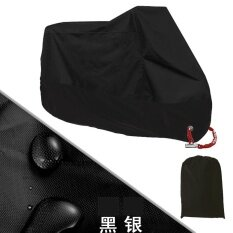 ราคา All Size Motorcycle Cover Waterproof Outdoor Uv Protector Bike Rain Dustproof Motorbike Motor Scooter M L Xl Xxl 3Xl 4Xl A2123 Black 3Xl Intl จีน