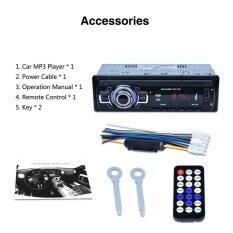 ซื้อ Allwin Car Dvd Sd Card Reader Usb Mp3 Player With Bluetooth Detachable Panel Fm Tuner Black Intl จีน