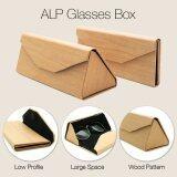 ขาย Alp Glasses Box กล่องใส่แว่นพับได้ รุ่น Alp B002 Wd Wood ใหม่