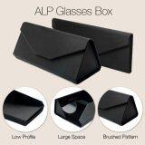 โปรโมชั่น Alp Glasses Box กล่องใส่แว่นพับได้ รุ่น Alp B002 Bk2 Black Thailand