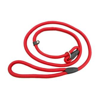 แอมป์สัตว์เลี้ยงสุนัขปรับเชือกไนล่อนสายคล้องคอ (สี: แดงขนาด: เอ็ม) -นานาชาติ