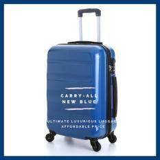 ราคา Ambassador Luggage กระเป๋าเดินทาง รุ่น Carry On Series ขนาด 20 สีน้ำเงิน ออนไลน์ ไทย