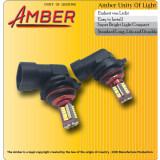 ทบทวน Amber ไฟหน้า Led 57 ดวง Super Bright Hb4 9006 สีขาว 6 3 วัตต์ แพ็คคู่ Wasabi
