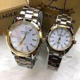ซื้อ America Eagle Ae002 นาฬิกาแฟชั่นคู่ ใบรับประกันสินค้าจากศูนย์ พร้อมกล่อง ถูก กรุงเทพมหานคร