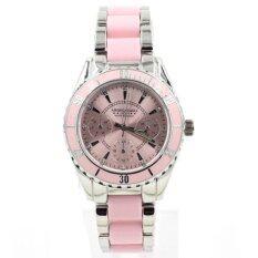 ขาย America Eagle นาฬิกาข้อมือผู้หญิง รุ่น Wp8111 Pink ใน ไทย