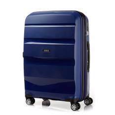 โปรโมชั่น American Tourister กระเป๋าเดินทางรุ่น Bon Air Deluxe Spinner 66Cm Exp 24นิ้ว สี Midnight Navy ถูก