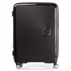 ขาย American Tourister กระเป๋าเดินทาง รุ่น Curio Spinner 80 30 Exp Tsa สี Black ถูก ใน กรุงเทพมหานคร