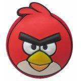 ราคา Angry Birds ลูกบอลเสียบเสาอากาศรถยนต์ สีแดง Angry Birds ใหม่