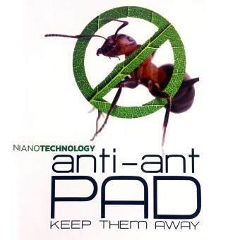 Anti-Ant Pad แผ่นรองกันมด(ล็อตใหม่) 5 แผ่น (สีน้ำเงิน)