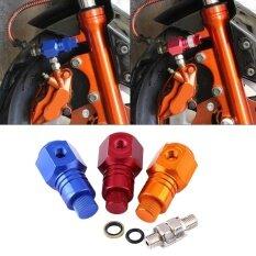 ซื้อ Anti Lock Motorcycle Electric Accessory Abs Motorbike Atv Brake Disc Hardware Blue Intl Unbranded Generic เป็นต้นฉบับ