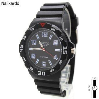 AOPOL Watch นาฬิกาข้อมือผู้ชาย-ผู้หญิงและเด็ก สายยาง ระบบเข็ม AP-06