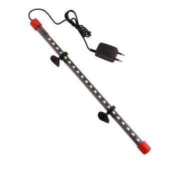 Aquarium Fish Tank LED Light Submersible Waterproof Bar Clip Lamp 30-40cm - intl
