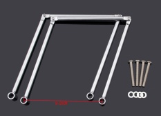 ราคา Areyourshop Adjustable Saddlebag Support 8 5 20Cm Fit For Harley Metric Cruiser Intl ใหม่