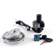 ราคา Areyourshop Ignition Switch Lock Fuel Gas Cap Key Set For Honda Cbr 250 400 Vfr400 Nsr250 Intl ใน จีน