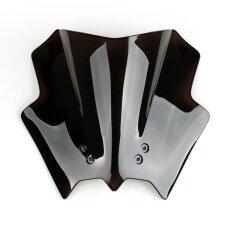 ซื้อ Areyourshop กระจกหน้ารถกระจกหน้ารถ Ktm 125 200 390 Duke Wind หน้าจอสีดำ ถูก