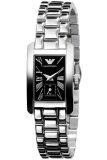 ซื้อ Armani นาฬิกาข้อมือสำหรับผู้ชาย Ar0170 สายสแตนเลสสีดำ ใน กรุงเทพมหานคร