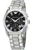 ขาย ซื้อ ออนไลน์ Armani นาฬิกาข้อมือสำหรับผู้ชาย Ar0673 สายสแตนเลสเงิน