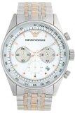 ส่วนลด Armani นาฬิกาข้อมือผู้ชาย สีเงิน ทอง สายสแตนเลส รุ่น Ar5999 Armani ใน กรุงเทพมหานคร