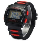 Armbanduhr Sports Wacth W F81 Red Multi Function Led Waterproof Armband ถูก ใน กรุงเทพมหานคร