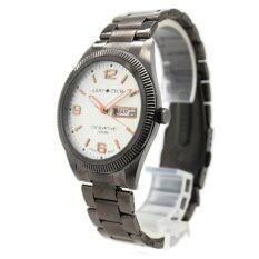 ขาย Army Tech นาฬิกาขัอมือหญิง ระบบQuartz ตัวเรือนและสายโลหะดำ วันที่ สัปดาร์ กันน้ำ รุ่น Abl 221 ราคาถูกที่สุด