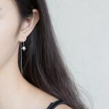 ขาย ซื้อ A Roch ต่างหูเกาหลีสายเชื้อราสีขาวเพศหญิง ฮ่องกง