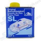 ซื้อ Ate น้ำมันเบรค Dot4 5 ลิตร กระป๋องสีฟ้า Ate ถูก