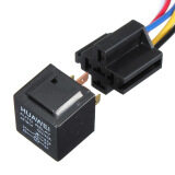 Audew New 12V 30 40 A Amp Car Auto Relay And Socket 5 Wire 5 Pin 5P Automotive Harness Intl ใหม่ล่าสุด