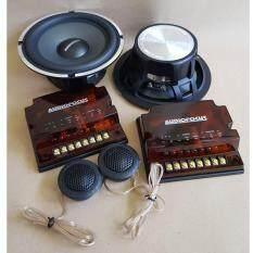 ราคา Audiofocus ลำโพงแยกชิ้นขนาด 6 5 นิ้ว สินค้างานคุณภาพระดับพรีเมี่ยม ให้รายละเอียดเสียงดี Audiofocus รุ่น Af 6550Al 1คุู่ ชุด ใหม่ ถูก