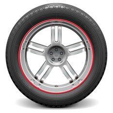 ทบทวน Auto Car Wheel Hub Rim Edge Rubber Strip Rose Intl