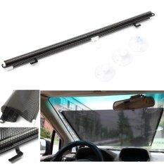 ซื้อ ม่านปรับแสงรถยนต์ม่านบังลมด้านหน้ากระจกบังแดดชุดป้องกันแดด 45 125 Unbranded Generic