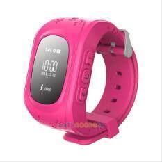 ทบทวน Autoleader Anti Lost Smart Watch Gps Tracker Sos Security Alarm Monitor For Kids Baby Pets Pink Intl