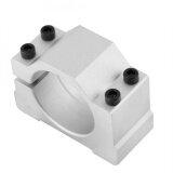 ราคา อัตโนมัติอลูมิเนียมแกนมอเตอร์ยึดยึดวงเล็บสำหรับเครื่อง Cnc Engraving Machine 52 มิลลิเมตร Unbranded Generic จีน
