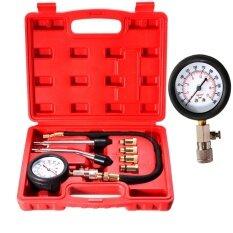 ขาย Automotive Petrol Engine Compression Tester Test Kit Gauge Car Motorcycle Tool Intl จีน