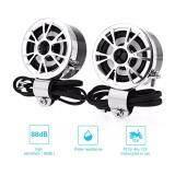 ราคา Av M183 Paired Motorcycle Loudspeaker Water Resistance Car Speaker Silver Intl ออนไลน์ จีน