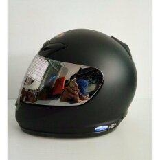 ซื้อ Avex หมวกกันน็อคเต็มใบ รุ่นDx ล้วน สีดำด้าน แว่นปรอท ออนไลน์ ถูก