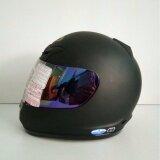 ส่วนลด Avex หมวกกันน็อคเต็มใบ รุ่นDx ล้วน สีดำด้าน แว่นปรอทรุ้ง Avex ใน กรุงเทพมหานคร