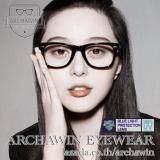 ซื้อ แว่นตากรองแสง แว่นกรองแสงสีฟ้า กรอบแว่นตา แฟชั่น เกาหลี ทรง Wayfarer รุ่น Aw 9015 Black กรอ งแสงคอม กรองแสงมือถือ ถนอมสายตา ใหม่