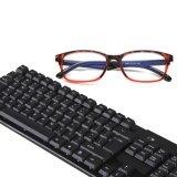 ซื้อ B2K แว่นตากรองแสง แว่นกันแสงคอมพิวเตอร์ แว่นตัดแสงคอมพิวเตอร์ แว่นถนอมสายตา เลนส์ถนอมสายตา กรอบแว่นแฟชั่นเกาหลี พร้อมกล่องใส่ และผ้าเช็ดเลนส์ ใน กรุงเทพมหานคร