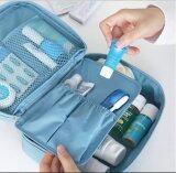 ทบทวน Bag Store กระเป๋าจัดระเบียบ เครื่องสำอางค์ อุปกรณ์อาบน้ำ รุ่น Cosmetic ขนาด 21X16X8 Cm สีฟ้า Bag Store