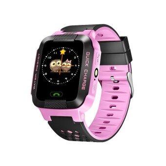 Bakeey Y21 Screen Touch Children Smart Watch (pink) - intl