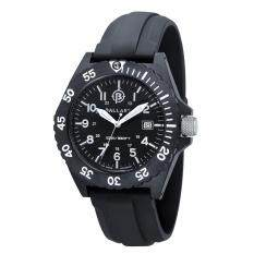 ราคา Ballast Bright Star Bl 3118 01 Men S Black Silicon Strap Watch Intl ใหม่