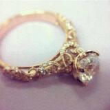 แหวนพลอยเทียมผู้หญิง สไตล์ฝรั่ง ยี่ห้อNashali Unbranded Generic ถูก ใน ฮ่องกง