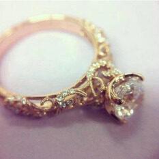 ราคา แหวนพลอยเทียมผู้หญิง สไตล์ฝรั่ง ยี่ห้อNashali ใหม่