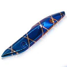 โปรโมชั่น Bbb กันร้อนท่อ Pcx 150 เหล็กหนา สีน้ำเงินลาย ถูก