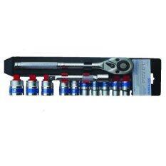 ขาย ซื้อ Berala ชุดบล๊อก Euro King Tools 12Pcs 1 2 Dr Socket Set