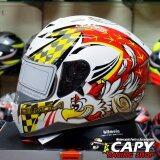 ขาย ซื้อ ออนไลน์ Bilmola หมวกกันน็อก หมวกกันน็อค หมวกกันน๊อก หมวกกันน๊อค Bilmola Defender Chicken Run Red Big Bike And Motorcycle Helmet