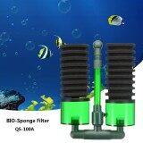 ขาย Bio Sponge Filter For Shrimp Fish Aquarium Biochemical Air Driven Qs 100A 200A Intl ใน จีน
